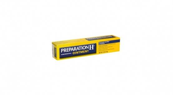 Emorroidi e Preparazione H
